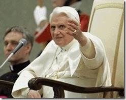 PopeBenedictWelcome