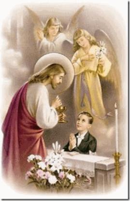 JesusFirstHolyCommunion