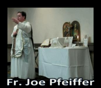 Fr Joseph Pfeiffer