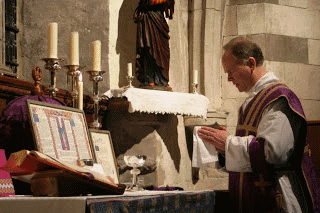 Fr John Emerson FSSP
