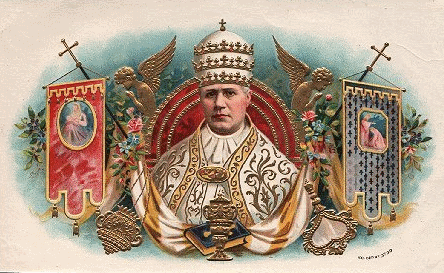PopePiusXBanners