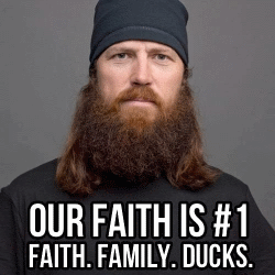 Jase Robertson, second son of the Robertsons and head of duck call manufacturing.