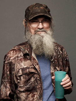 Si Robertson, Phil's younger brother