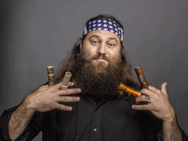 Willie Robertson, third son and CEO of Duck commander
